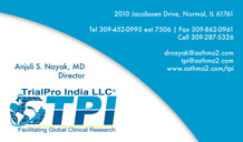 TrialPro India LLC